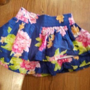 Girls XL Abercrombie skirt